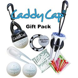 CaddyCap Golfer's Gift Pack