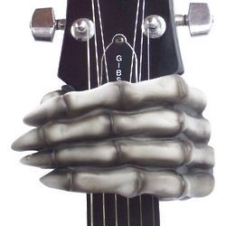 Grip Reaper Skeleton Guitar Hanger