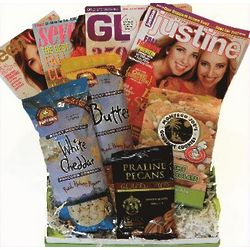 Teen Girl Magazine Package
