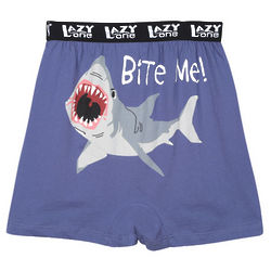 Bite Me Shark Boxers