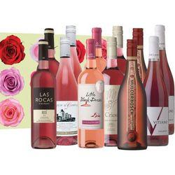 A Dozen Roses Wine Gift Set