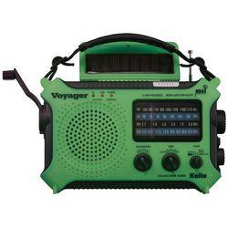 Green Kaito 500 Voyager Emergency Radio