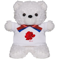 Romantic Love Teddy Bear