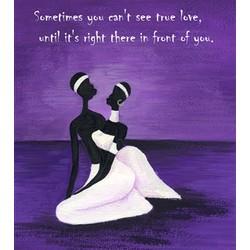 Found Love Personalized Fine Art Print