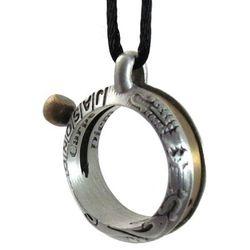 Aquitaine Celtic Pewter Sundial Pendant