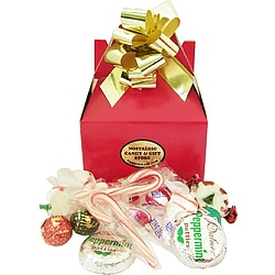 Christmas Candy Favor Box