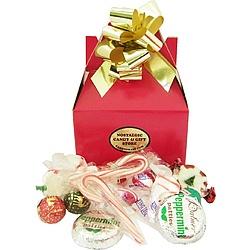 Christmas Candy Favor Box