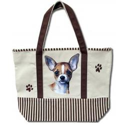 Designer Dog Breed Tote Bag