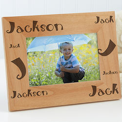 Hey it's Me Engraved Photo Frame