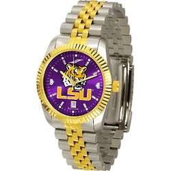 Louisiana State Tigers Executive AnoChrome Men's Watch