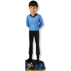 Spock Star Trek Bobble Head