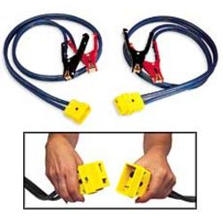 Smart Booster Cables