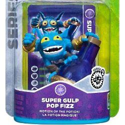 Skylanders Swap Force Super Gulp Pop Fizz Figure