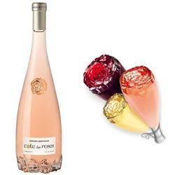 Bouquet of Cote Des Roses Wine Trio