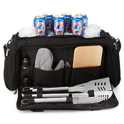 Barbecue Kit and Cooler