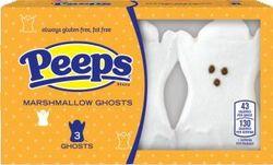 Peeps Marshmallow Ghosts