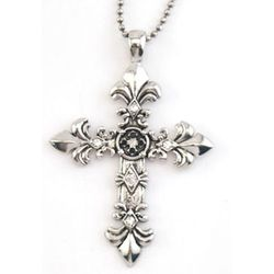 Large Celtic Cross Necklace