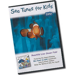Sea Tunes for Kids DVD