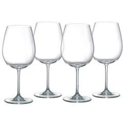 Vintage Full Body Red Wine Glass Set
