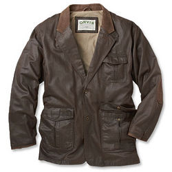 Men's Twill Adventure Sport Coat