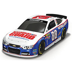 Dale Earnhardt, Jr. 2013 National Guard Car Figurine