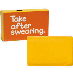 Take After Swearing Soap