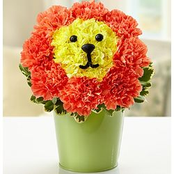 Blooming Lion Pail