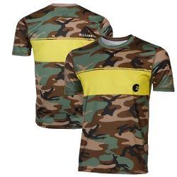 Camo Short Sleeve Adrift Rashguard Shirt