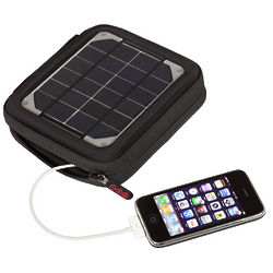 Amp Portable Solar Cell Phone Charger