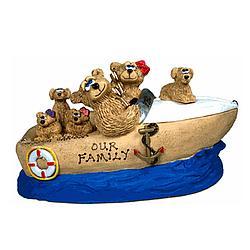 Personalized Family Boating Keepsake