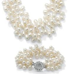 Cultured Pearl Set