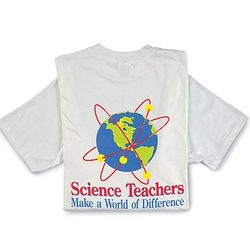 Science Teachers Make A World of Difference T-Shirt