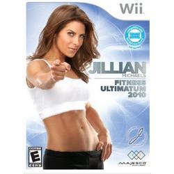 Jillian Michaels Fitness Ultimatum 2010 for Wii