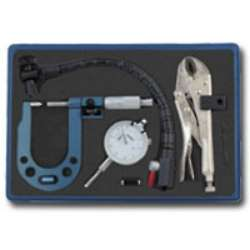 Disc and Rotor Brake Measuring Combo Kit