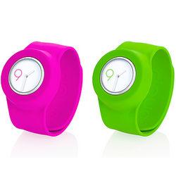 Slap Bracelet Watch