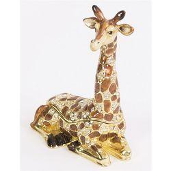 Sitting Giraffe Trinket Box