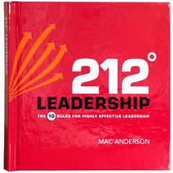 212 Degrees Leadership Book