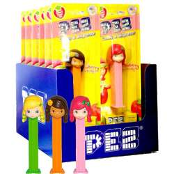 Strawberry Shortcake and Friends Pez Dispensers