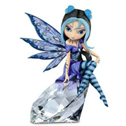 Diamond Diva Fairy Figurine