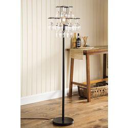 Wine Glass Floor Lamp