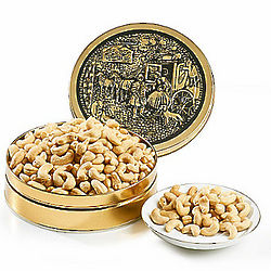 1 lb. Colossal Cashews Tin