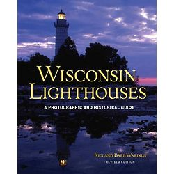Wisconsin Lighthouses Book