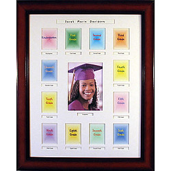 School Years Photo Collage Frame 11x14