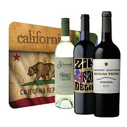 California Dreaming Wine Trio