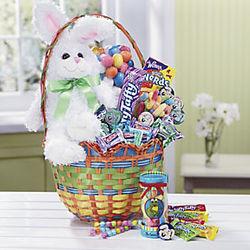 Easter Splash Gift Basket
