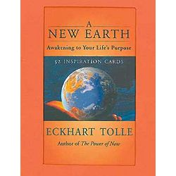A New Earth Inspiration Cards