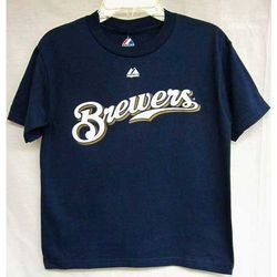 Brewers Toddler or Preschool Team T-Shirt