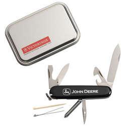 John Deere Mid-Size Swiss Army Pocket Knife