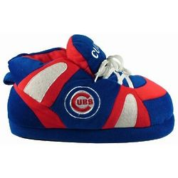 Chicago Cubs Boot Slipper