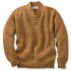 Men's US Airman's V-Neck Sweater